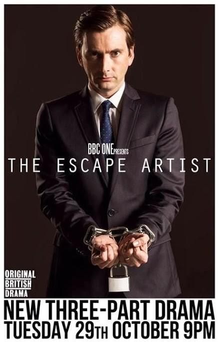 The Escape Artist Un Poster Per La Miniserie Di Bbc 292691