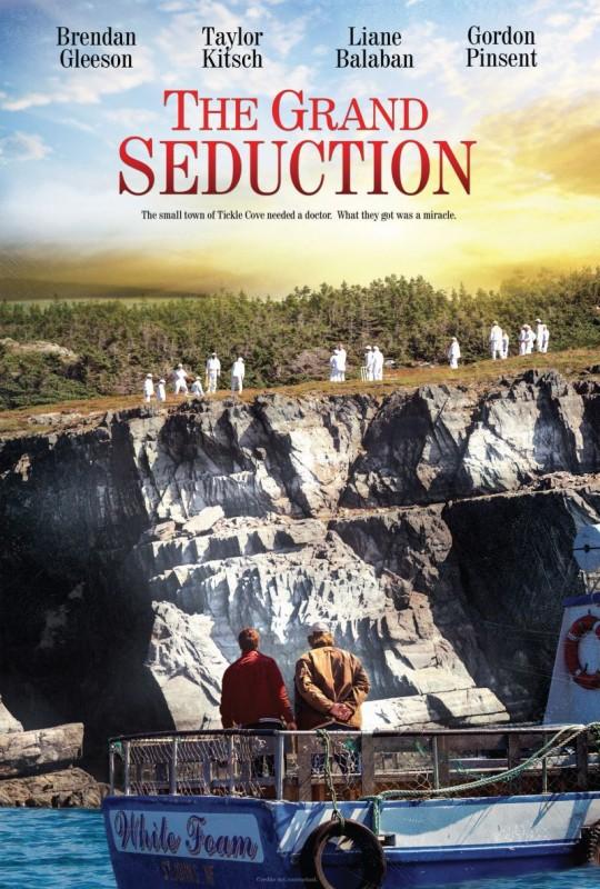 The Grand Seduction La Locandina 292834