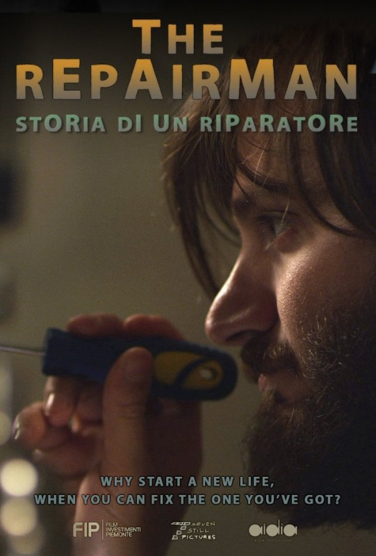 The Repairman La Locandina Del Film 292861