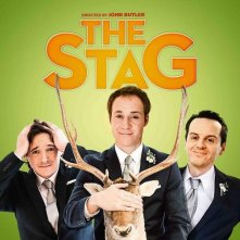 The stag: la locandina