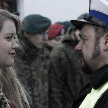 Traffic Department: Arkadiusz Jakubik in una scena del film