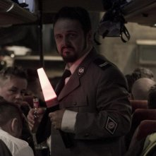 Traffic Department: Arkadiusz Jakubik in una scena tratta dal film