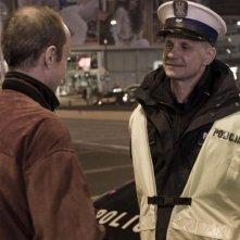 Traffic Department: Bartlomiej Topa in una scena