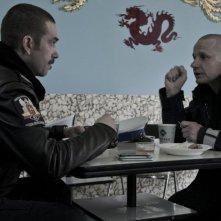 Traffic Department: Bartlomiej Topa in una scena del film
