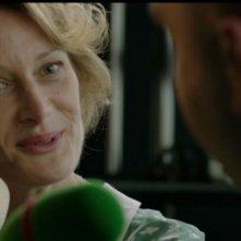 Au nom du fils: la protagonista Astrid Whettnall in una scena tratta dal film
