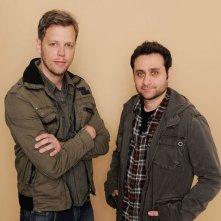 Big Bad Wolves: i due registi Aharon Keshales e Navot Papushado in una foto promozionale