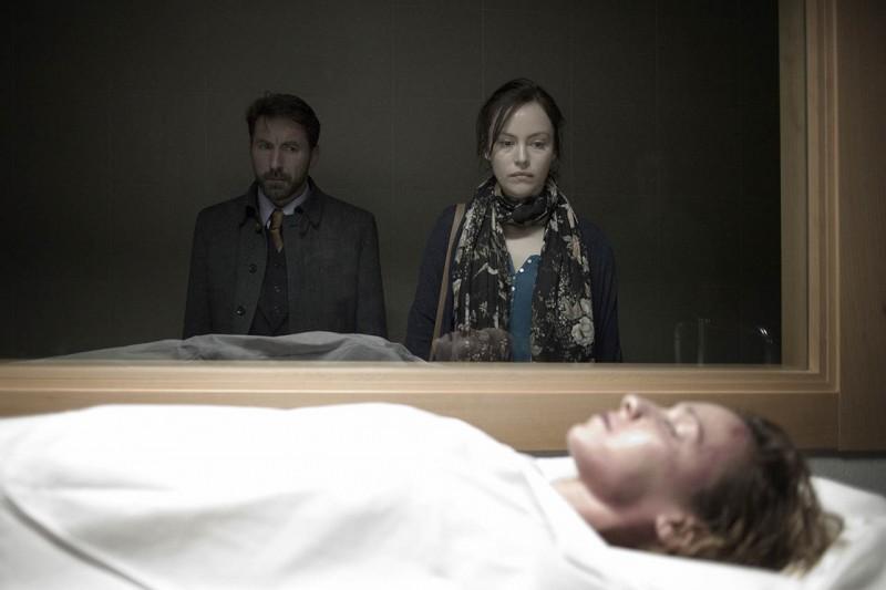 Canibal La Protagonista Olimpia Melinte In Una Drammatica Scena Del Film Con Antonio De La Torre 292954