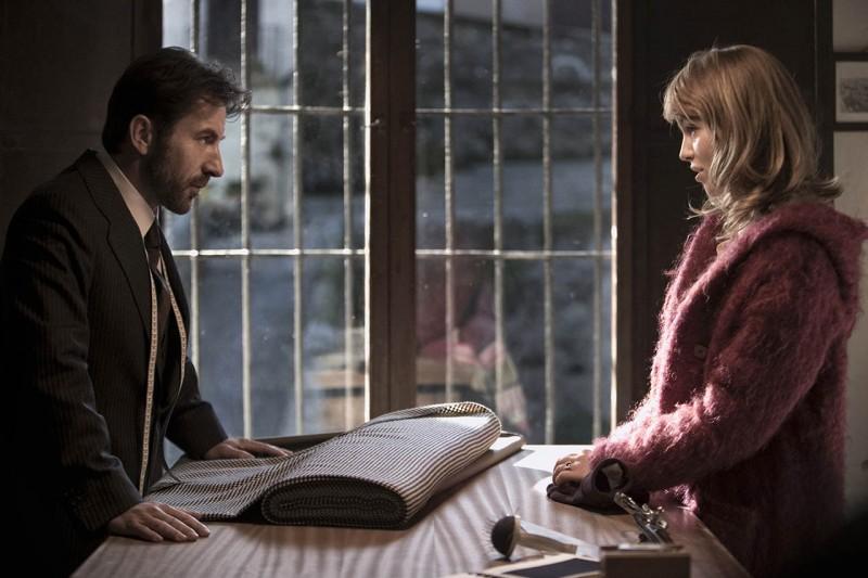 Canibal La Protagonista Olimpia Melinte In Una Scena Del Film Con Antonio De La Torre 292953