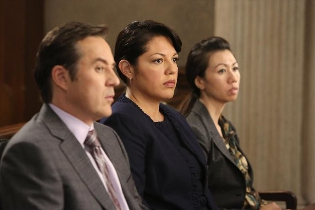 Grey S Anatomy Currie Graham E Sara Ramirez Nell Episodio Sorry Seems To Be The Hardest Word 293018
