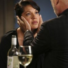 Grey's Anatomy: Hector Elizondo e Sara Ramirez nell'episodio Sorry Seems to Be the Hardest Word