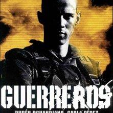 Guerreros: la locandina del film