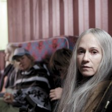 Holly Hunter in un'immagine promozionale di Top of the Lake