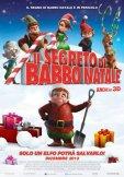 Il segreto di Babbo Natale: la locandina italiana