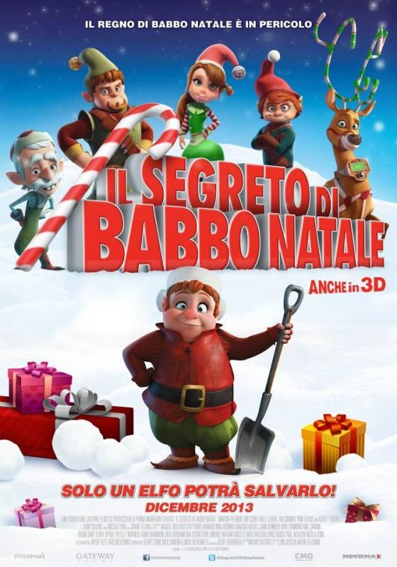 Il Segreto Di Babbo Natale La Locandina Italiana 293029