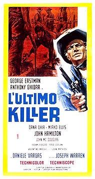 L Ultimo Killer La Locandina Del Film 293067