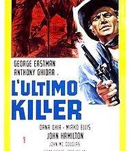 L'ultimo killer: la locandina del film