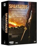 La Copertina Di Spartacus La Collezione Integrale Dvd 292980