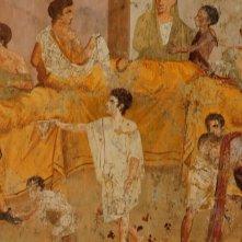 Pompei: un affresco di Pompei