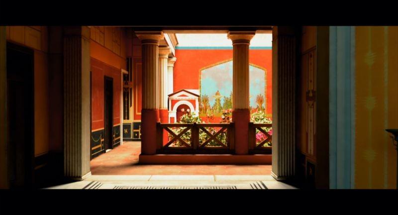 Pompei Una Scena Dell Evento Cinematografico 293048