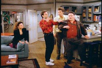 Seinfeld: una scene del doppio episodio The Boyfriend
