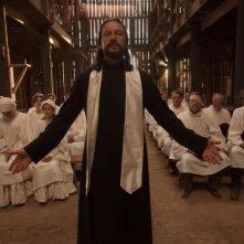 Sweetwater: Jason Isaacs in una scena del film