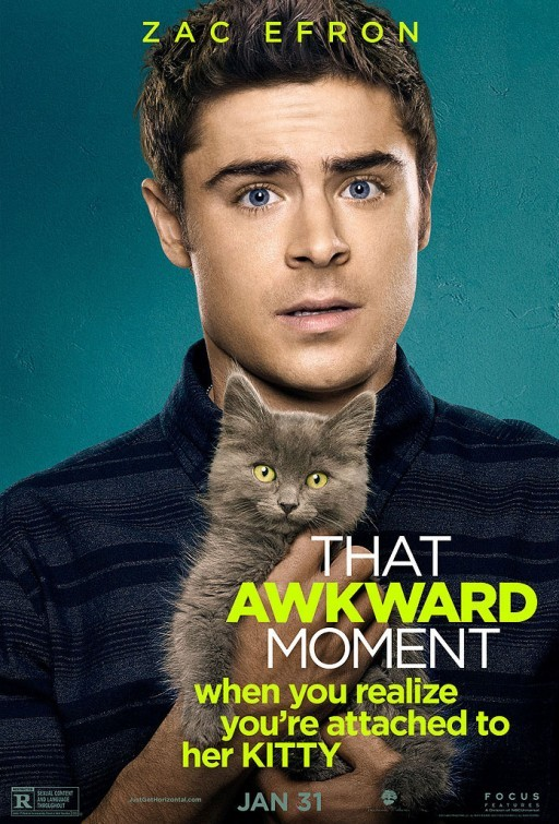 That Awkward Moment Character Poster Per Zac Efron 293003