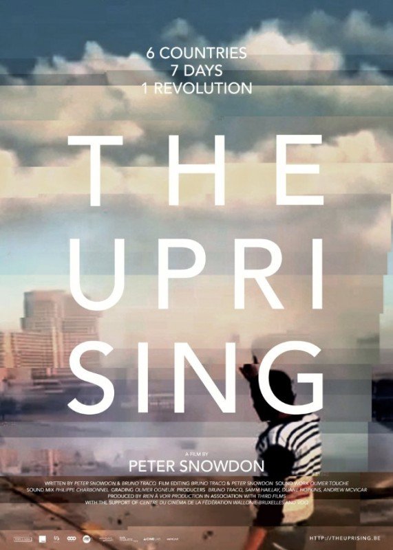 The Uprising La Locandina Del Film 293017