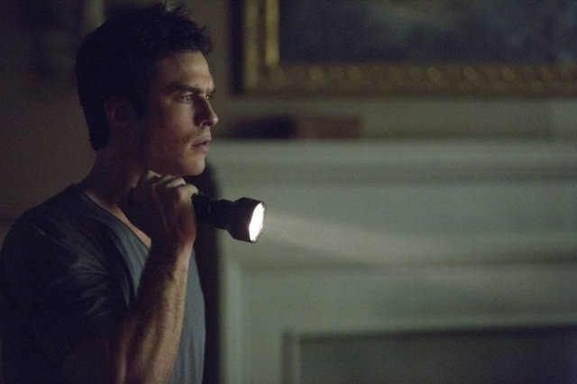 The Vampire Diaries: Ian Somerhalder nell'episodio Death and the Maiden