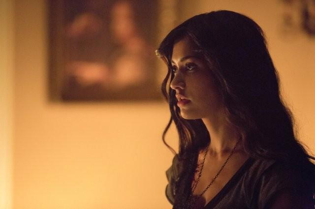 The Vampire Diaries Janina Gavankar Nell Episodio Death And The Maiden 293008