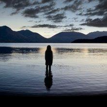 Una scena della serie-tv Top of the Lake
