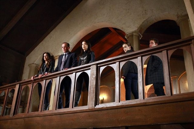 Agents Of S H I E L D Una Foto Di Scena Dell Episodio The Well 293216