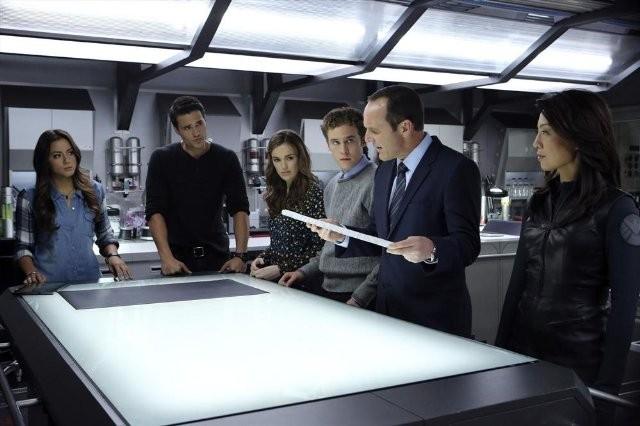 Agents Of S H I E L D Una Scena Dell Episodio The Well 293215