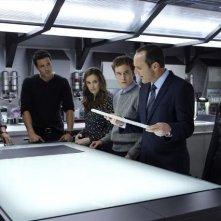 Agents of S.H.I.E.L.D.: una scena dell'episodio The Well