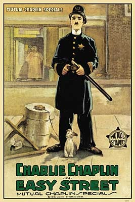 Charlot Poliziotto La Strada Della Paura La Locandina Del Film 293254