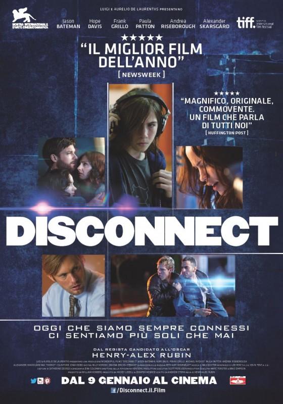 Disconnect La Locandina Italiana 293229