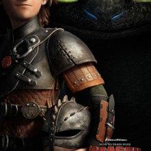 Dragon Trainer 2: ecco la locandina