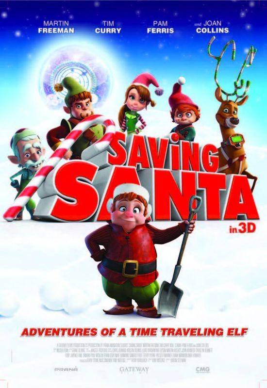 Il Segreto Di Babbo Natale Il Poster Internazionale 293134