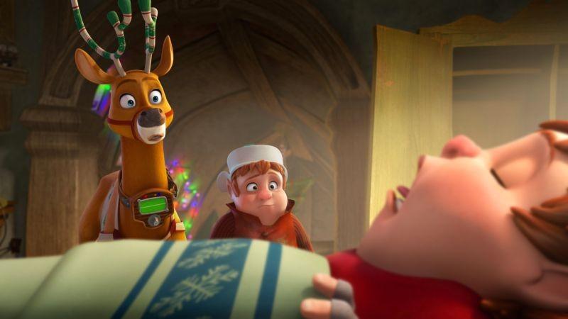 Il Segreto Di Babbo Natale Una Colorata Immagine Del Film 293127