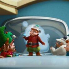 Il segreto di Babbo Natale: una scena
