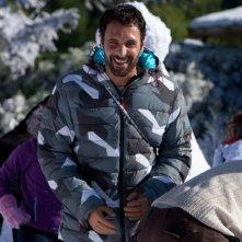 Indovina chi viene a Natale?: Raoul Bova in una scena
