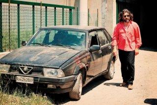 Roma Criminale: Luca Lionello in una scena del film
