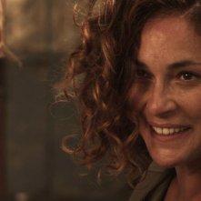 Roma Criminale: Simona Cavallari in una scena