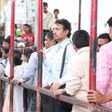 The Lunchbox: Irrfan Khan in un momento del film