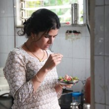 The Lunchbox: Nimrat Kaur in un'immagine del film