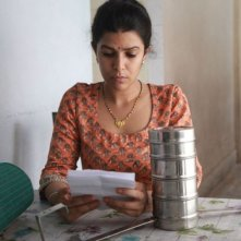 The Lunchbox: Nimrat Kaur in un'immagine tratta dal film