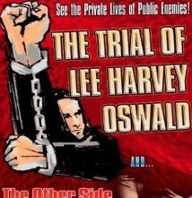 The Trial of Lee Harvey Oswald: la locandina del film
