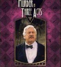 Agatha Christie: delitto in tre atti: la locandina del film