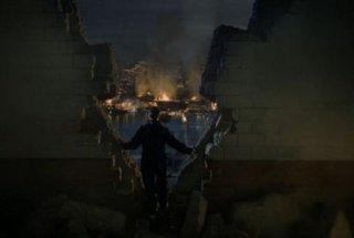 Arrow: il Conte Vertifo in una scena dell'episodio della stagione 2, State v. Queen
