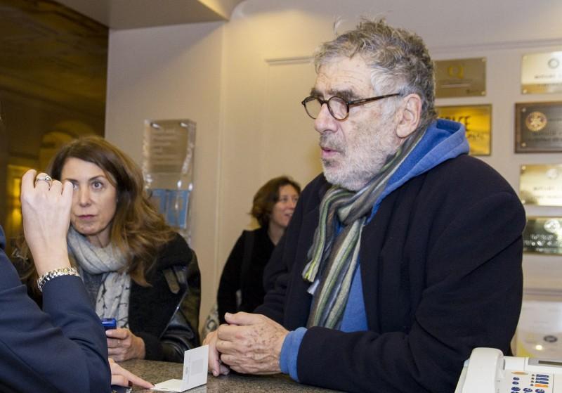 Elliott Gould Al 31 Torino Film Festival 293359