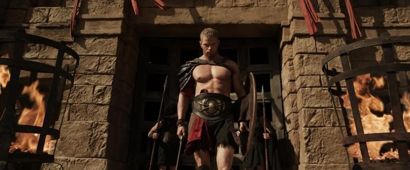 Hercules The Legend Begins La Prima Immagine Di Kellan Lutz 293385